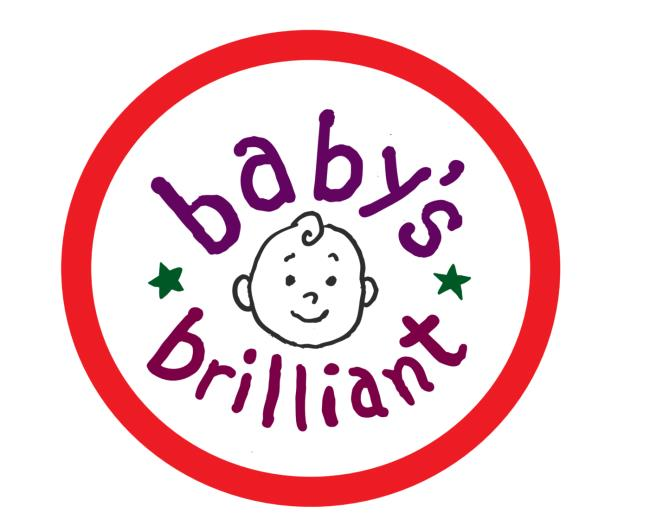 Logo for Baby's Brilliant