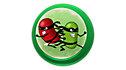 Logo for LeapTV Banzai Beans: Ninja Number Challenge