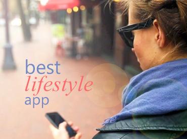 Award Contest: Best Lifestyle App
