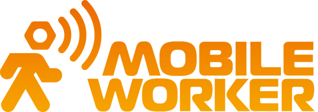 Mobile Worker logo