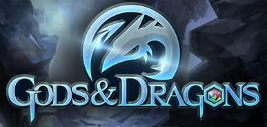 Logo for Gods & Dragons