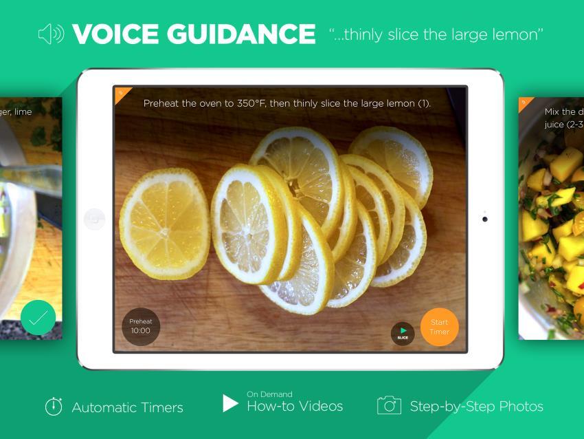 Image Result For Sidechef App
