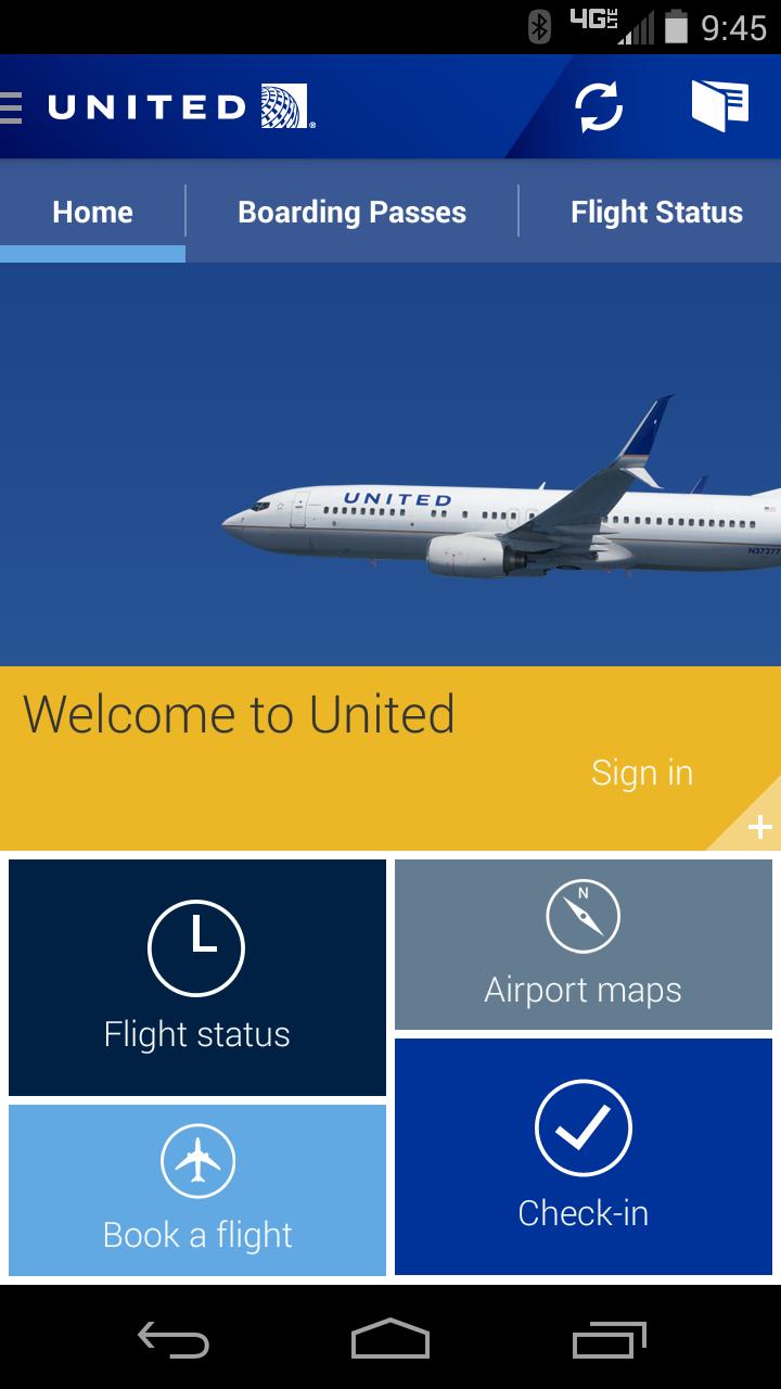 United Airlines Mobile App The Best Mobile App Awards,Modern Rustic Interior Design Ideas
