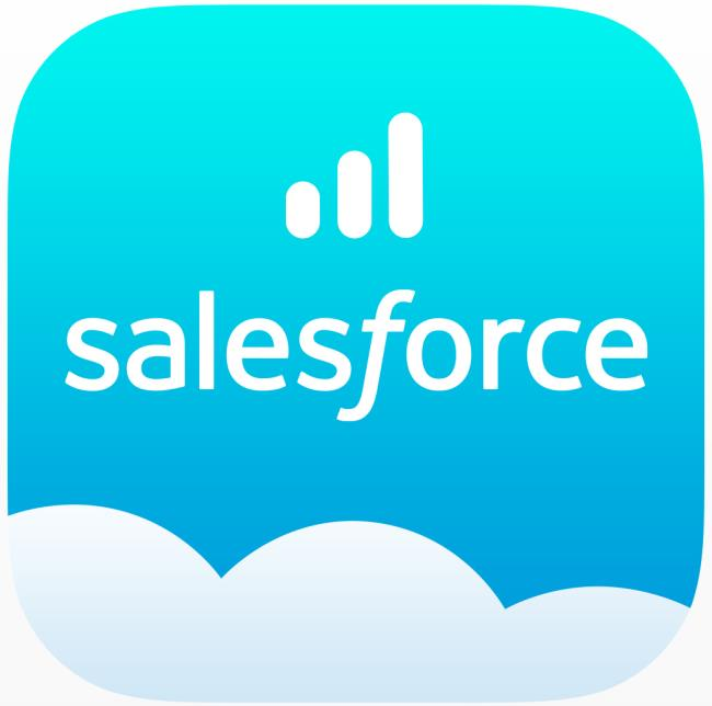 Logo for Salesforce Analytics Cloud Mobile
