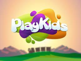 Logo for PlayKids