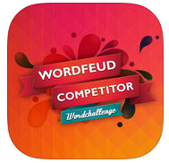 Logo for Wordfeud Competitor Wordchallenge