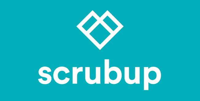 Logo for ScrubUp