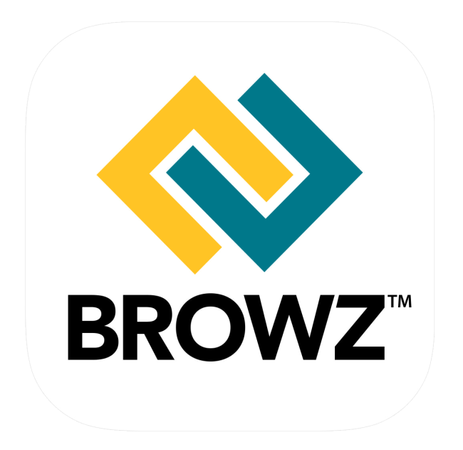 Logo for BROWZ for Clients