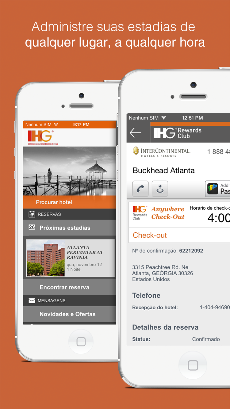IHG® - Hotel Booking, Reservations & Deals Mobile App | The