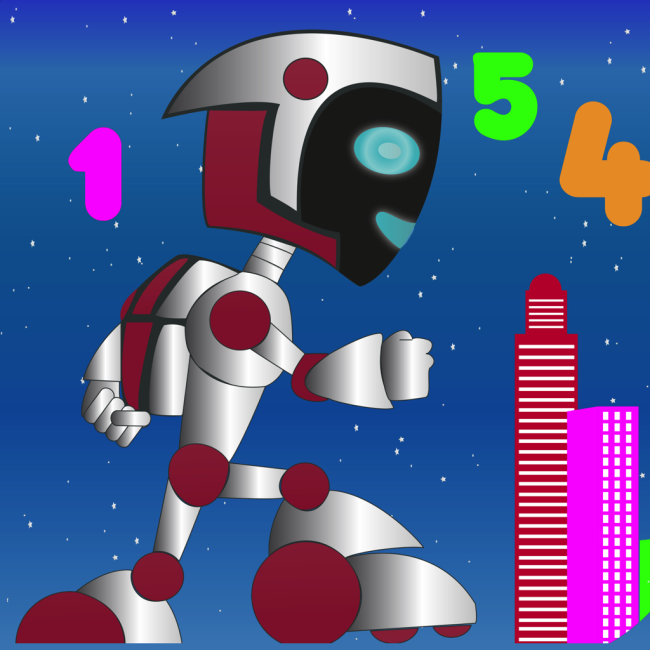 Logo for ZyroMath City Count