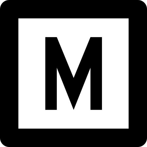 Logo for Motif Messenger