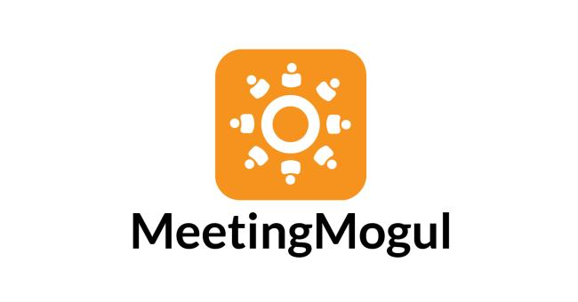 Logo for MeetingMogul – One Touch Conference Call Dialer Business Calendar App