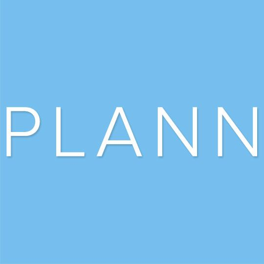 Logo for Plann - Visual planner + scheduler for Instagram
