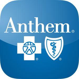 Logo for Anthem Anywhere