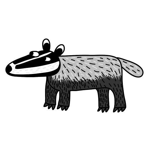 Logo for Badger Bug