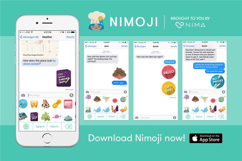 Nimoji Mobile App | The Best Mobile App Awards