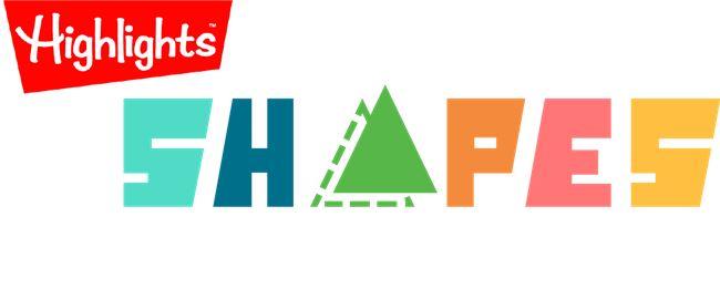 Logo for Highlights Shapes