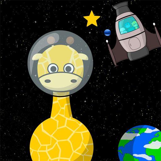 Logo for Gigi Space Adventure