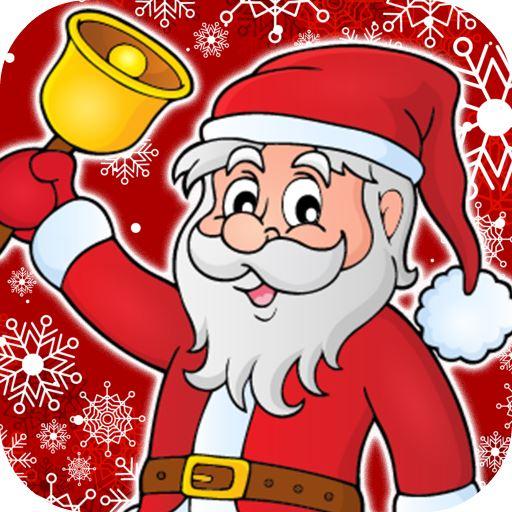 Logo for Santa Claus - Christmas Games