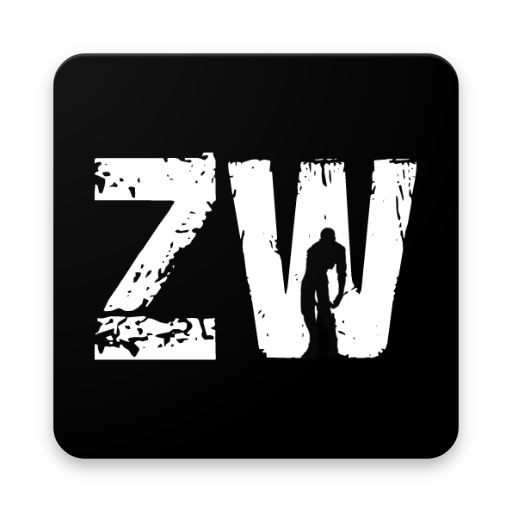 Logo for Zombie Watch - Zombie survival