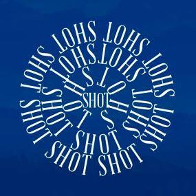 Logo for SHOT-a photo sharing app