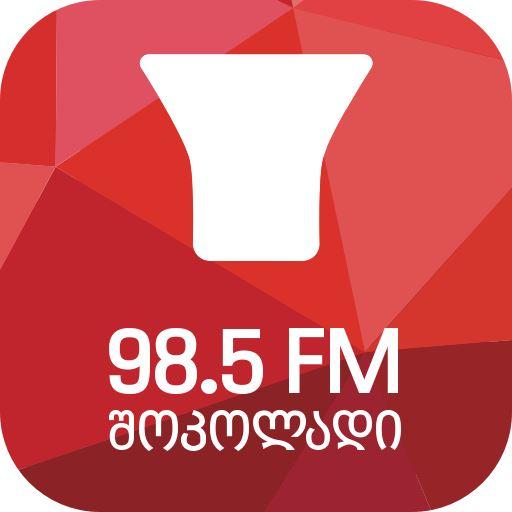 Logo for Radio Shokoladi