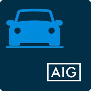 Logo for AIG On the Go