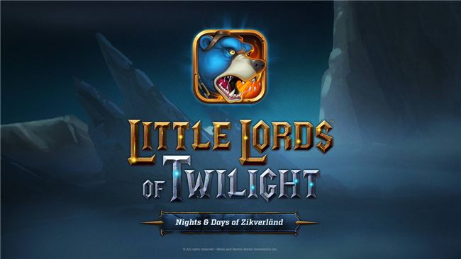 Logo for Little Lords of Twilight