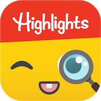 Logo for Highlights Preschool Puzzle Town