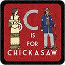 Logo for C is for Chickasaw