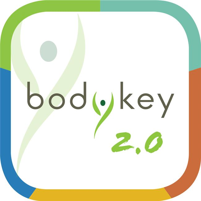 Logo for BodyKey App