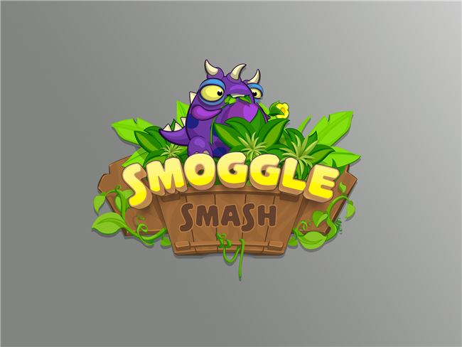 Logo for Smoggle Smash