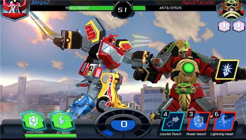 [7 Jogos Indispensáveis] - Android 20171229001053_MegazordBattle