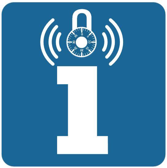 Logo for LockScreenIt