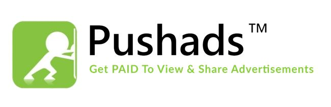 Logo for Pushads