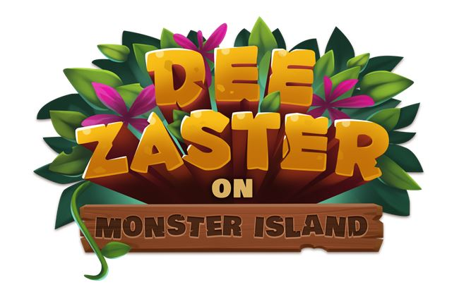 Logo for Dee Zaster on Monster Island