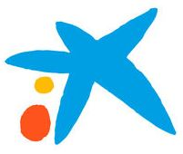 Logo for CaixaBank