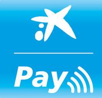 Logo for CaixaBank Pay