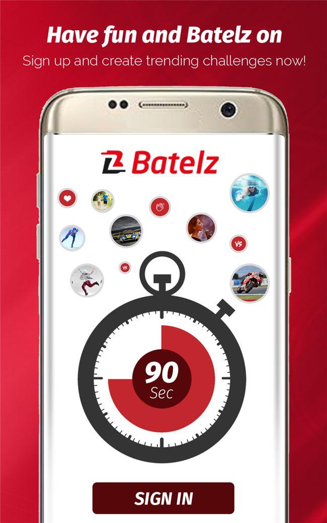 Logo for Batelz