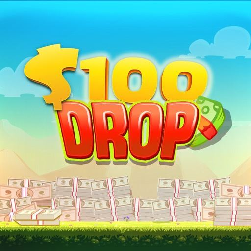 Logo for $100 Drop