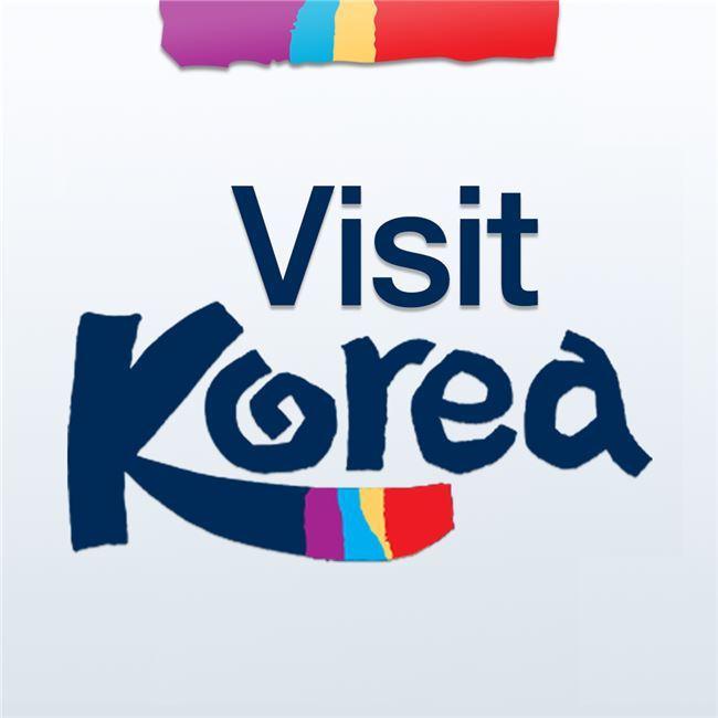 Logo for Visit Korea : Official Guide
