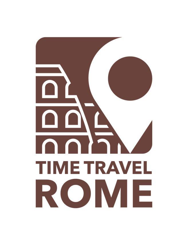 Logo for Time Travel Rome