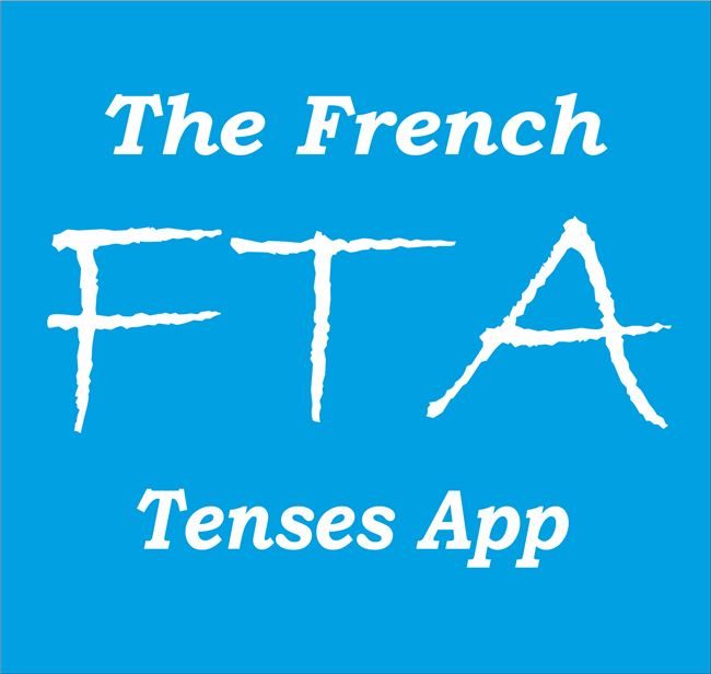 Logo for French Grammar App