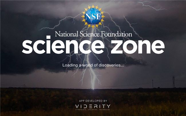 Logo for NSF Science Zone