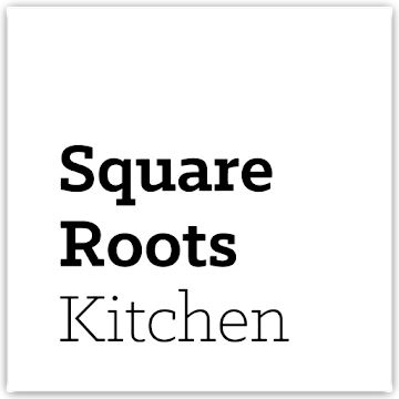 Logo for Square Roots Kitchen