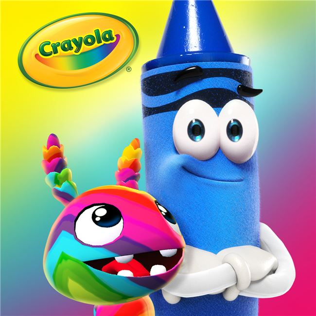 Logo for Crayola Create and Play