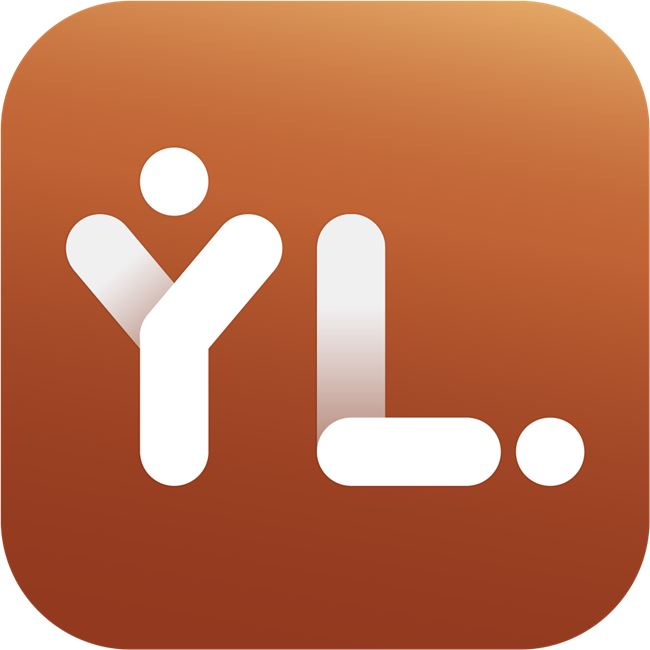 Logo for YogaLingo