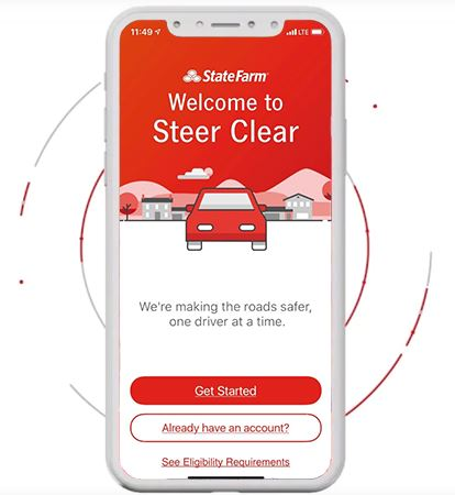 Logo for Steer Clear Safe Driver Program