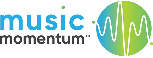 Logo for Music Momentum