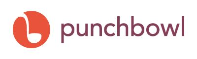 Logo for Punchbowl: Invitations & Cards
